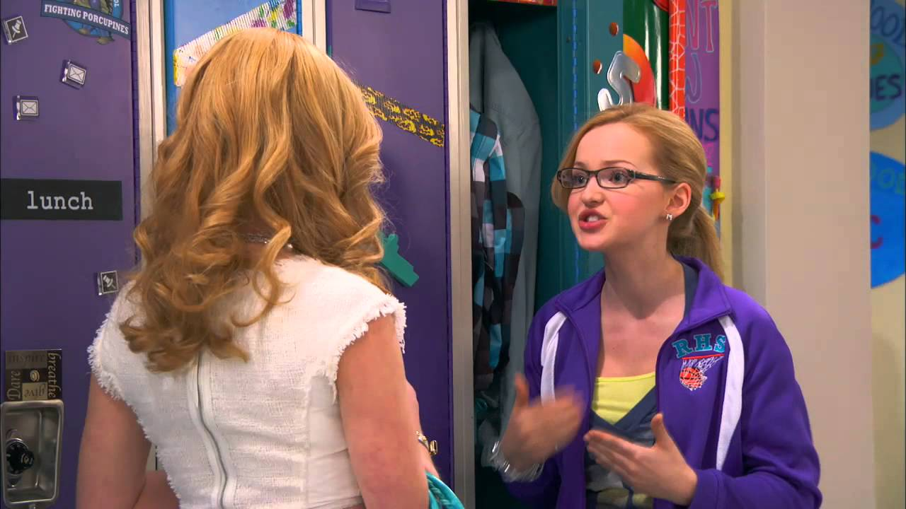 Displaying 19> Images For - Liv And Maddie Real Names