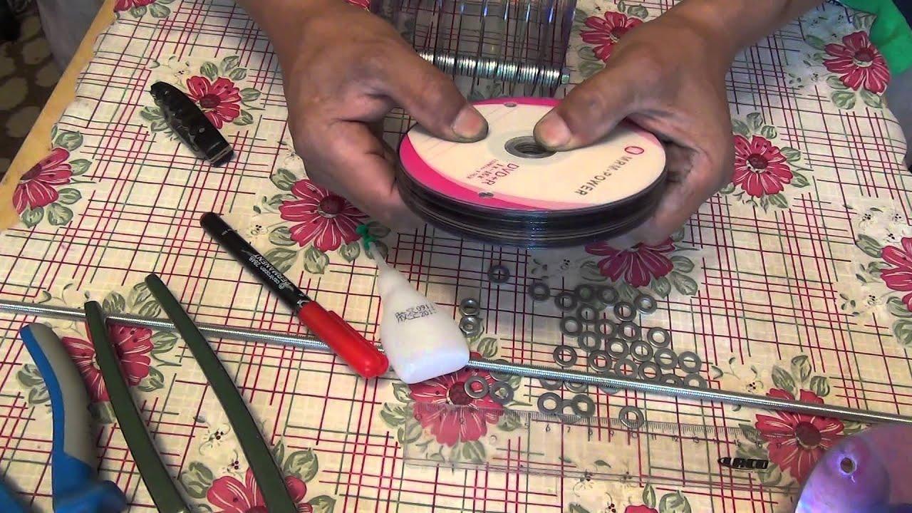 Сделать подставку для дисков своими руками 72
