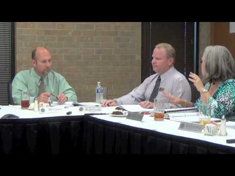 8-11-14 Weatherford College Board of Trustees Meeting