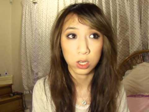 Japanese Dariya Palty Hair Dye Review Caramel Brown