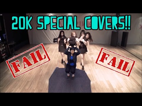 【KY】20K SPECIAL FINALE!!!!! (3/3) //Boombayah Fail/Parody ver. AND MORE!