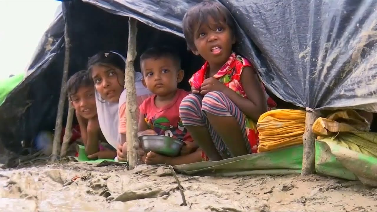 Myanmar military denies atrocities against Rohingya