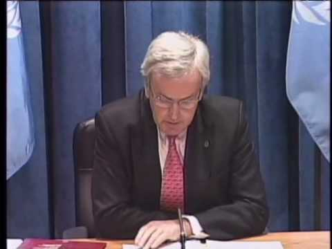 UN Copes with Haiti Earthquake