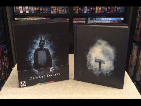 Donnie Darko BLU RAY UNBOXING And Review - Arrow Video Limited Edition