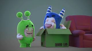 Oddbods Toys 💚❤️💙 Show #47 learn colors Kinder Kids💙💚 lernen Farben lustig  Cartoon Deutsch 2019