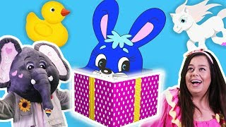 Loly & Falfool -Whats in the box? -  لولي وفلفول - شو في بقلب الصندوق