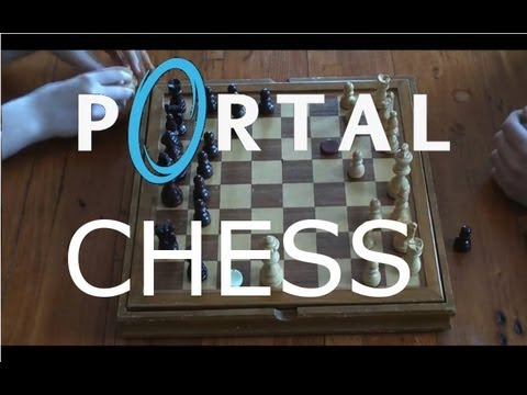 How to play Portal Chess!