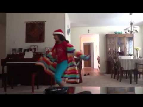 Tara Christmas Dance video