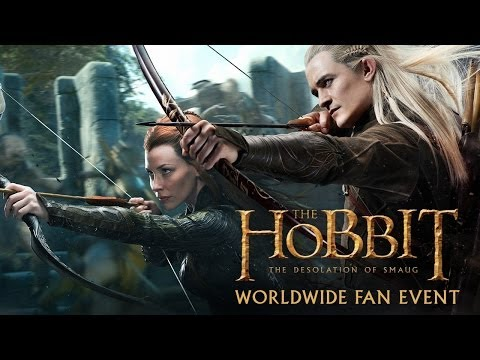 The Hobbit Fan Event