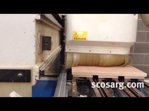 Masterwood Winner 2.45S Used CNC Router | Scott+Sargeant Woodworking Machinery