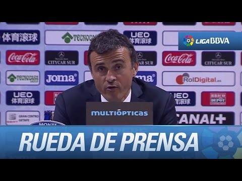 Luis Enrique: