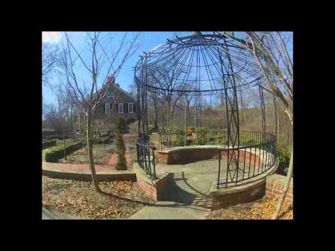 Mini Tour of Manor House Garden(Off Season) 3-11-12