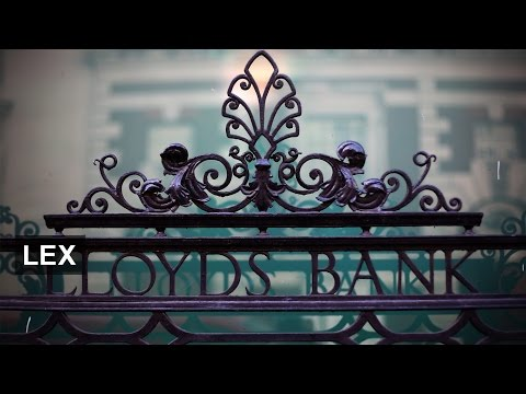 Lloyds Banking Group First Dividend Since Bailout | Lex