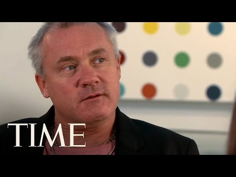10 Questions For Damien Hirst