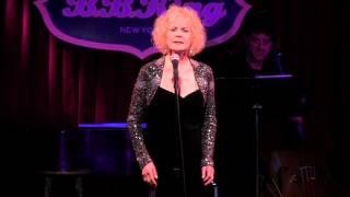 Penny Fuller - Cabaret - 2013 MAC Awards