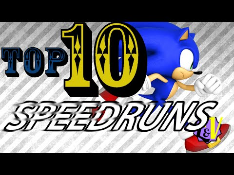 Top 10 Speedruns - L&V - Games Done Quick