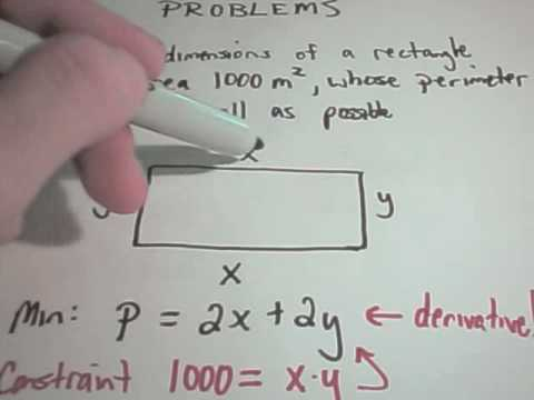 Optimization Problem #1