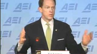 Sen. Toomey Gives a Speech on the Debt Limit at AEI