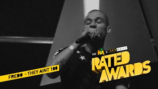 Fredo - They Ain't 100 | Live at the Rated Awards 2016