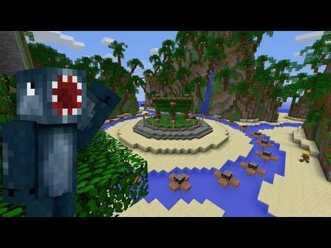 Squiddy Sunday's - Minecraft PC - Hunger Games + Splegging!