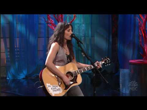 KT Tunstall - Black Horse and The Cherry Tree (Live on Jay Leno 14-June-2006) [HD]