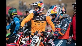 AMA Motocross 2019 Rd 1: Behind the scenes at Hangtown