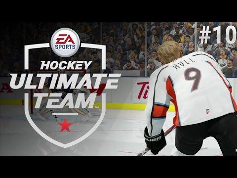 MORE PACKS! NEW LEGEND!    NHL 17 Hockey Ultimate Team