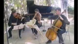 César Franck - Piano Quintet (full) - Ensemble Syntonia