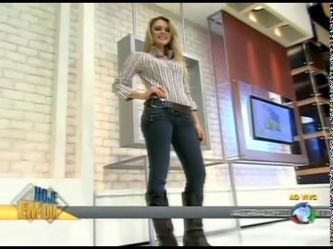 Como escolher a calça jeans? com Gustavo Sarti - Programa Hoje em Dia