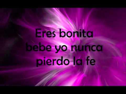 Bebe Bonita   Chino y Nacho ft Jay Sean Lyrics!.  GONZ..