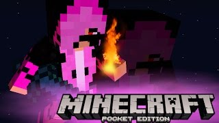 "MCPE Machinima ""How Did I Became a Hacker"""