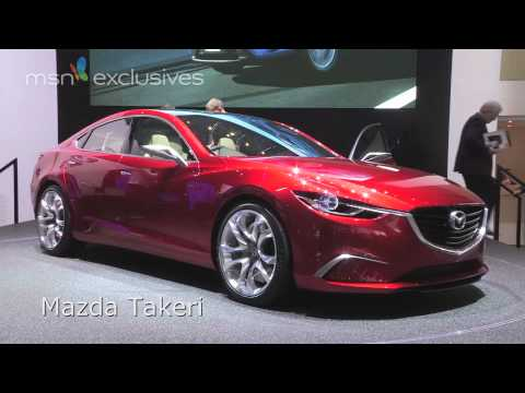 Top 10 concept cars at Geneva Motor Show 2012