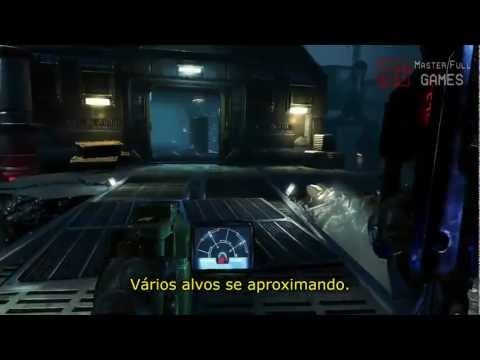 Trailer Legendado Aliens Colonial Marines - Comentado