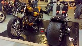 Harley Davidson Softail FXSB Breakout Best Custom 300 Tyres