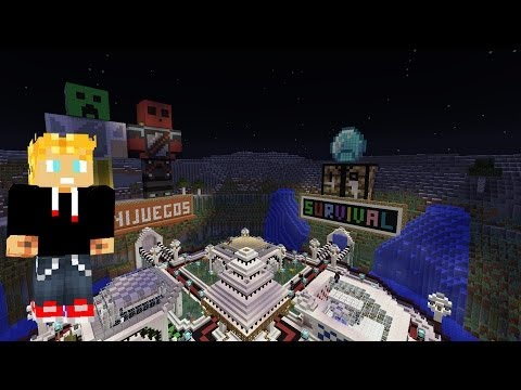 Minecraft Server 1.7.2 No premium si hamachi! 24/7  sin lag!