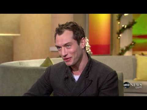 Jude Law Is Watson - ABC News.flv
