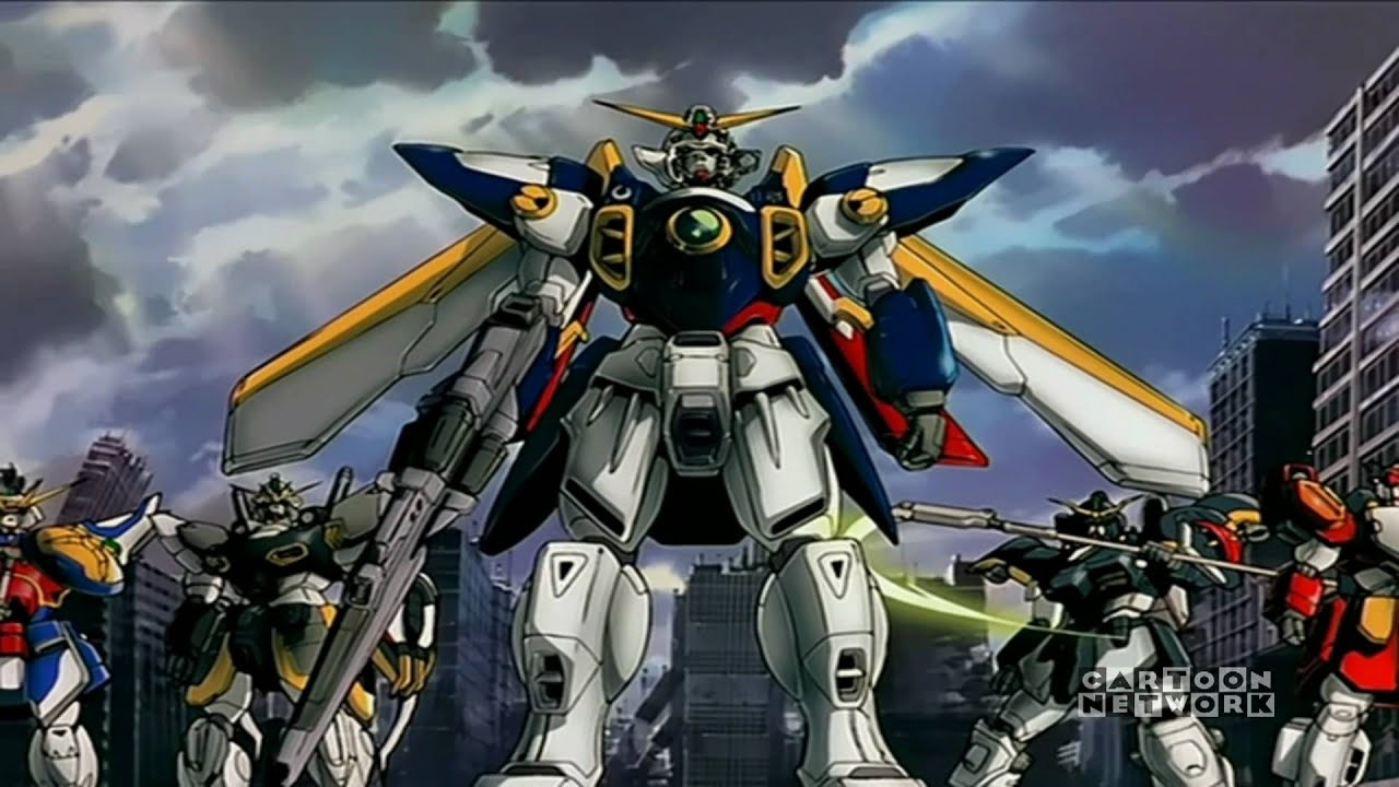 Gundam wing wallpapers