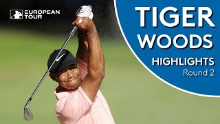Tiger Woods Highlights | Round 2 | 2019 WGC Mexico Championship