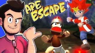 Ape Escape | Gotta Catch 'Em All - AntDude