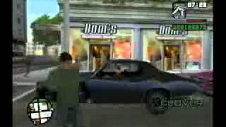 gta san andreas mod xbox game play