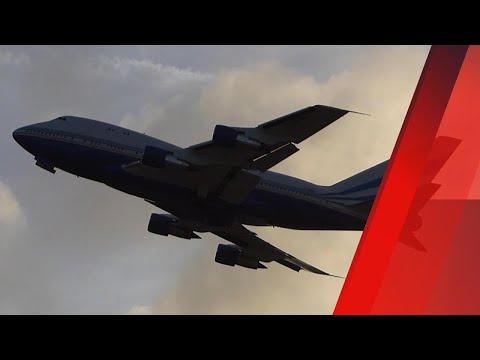 Las Vegas Sands Corporation 747SP ~ Departure
