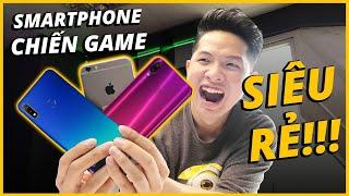 TOP SMARTPHONE GIÁ RẺ CHƠI GAME SIÊU NGON!!!