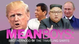 Opinion | Mean Boys: Brotherhood of the Traveling Shirts