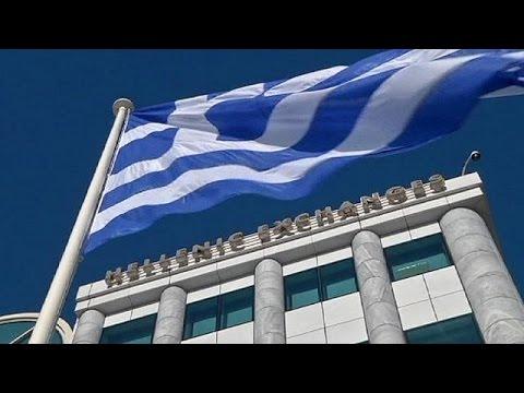 Bourse : les investisseurs parient sur un accord avec la Grèce - economy