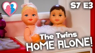 "S7 E3 ""The Twins Home Alone"" 