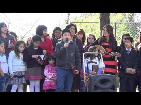 Punto de Predica en la Clase Simón Bolívar, Octubre 2015