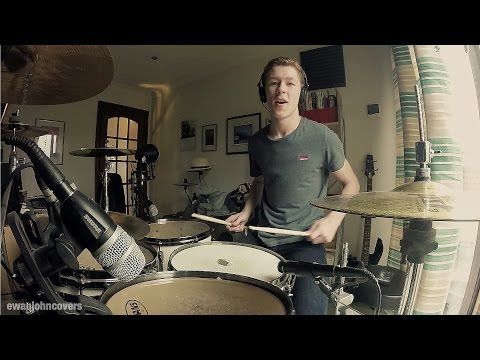 Dire Straits - Sultans of Swing (Alchemy) - Drum Cover thumbnail