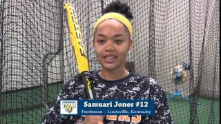 MCC Softball: Samuari Jones