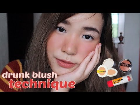 My DRUNK BLUSH Technique!!! (+ Favorite AFFORDABLE Blushes)   Toni Sia