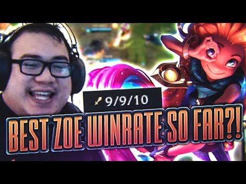 SCARRA- BEST ZOE WINRATE SO FAR?!